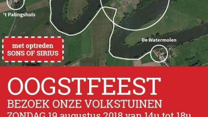 Oogstfeest in 't Cleinbroeck