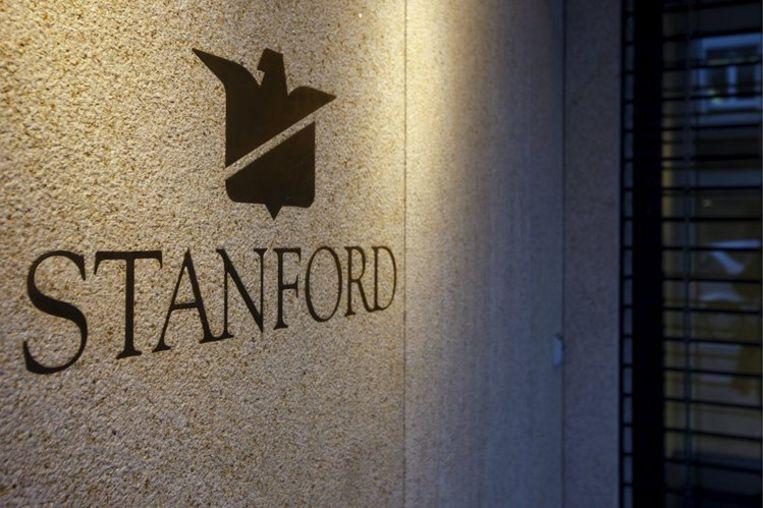 Stanford wordt ervan verdacht beleggers voor acht miljard dollar om de tuin te hebben geleid. Foto EPA/Alessandro Della Bella Beeld
