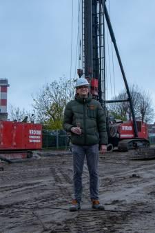 Huizen op plek Korrelbetoncomplex voor zomer 2022 klaar