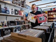 Muziekfans komen voor lp's en singles speciaal naar Deventer