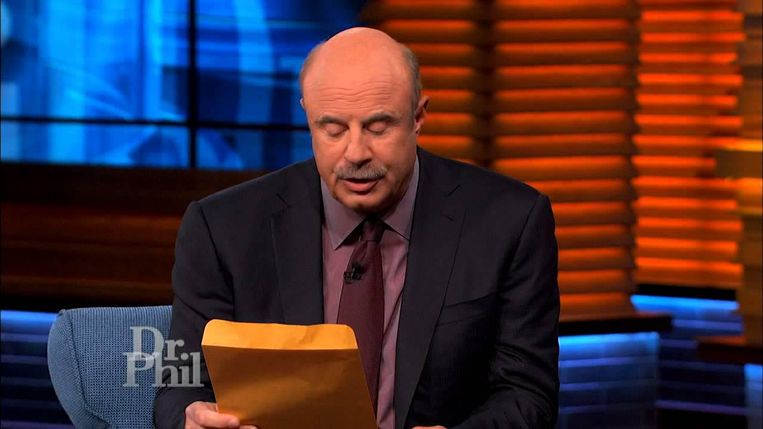 Dr. Phil. Beeld null