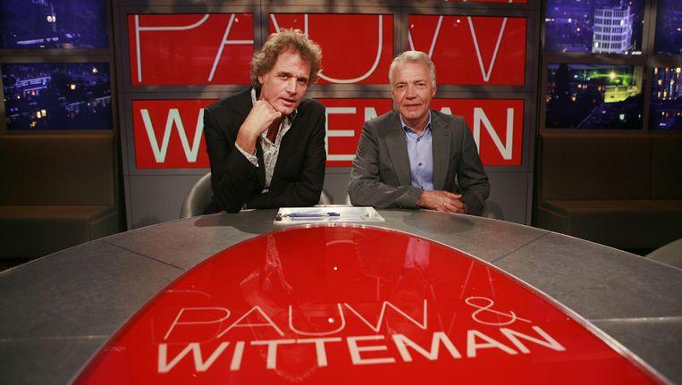 Pauw en Witteman. Beeld ANP