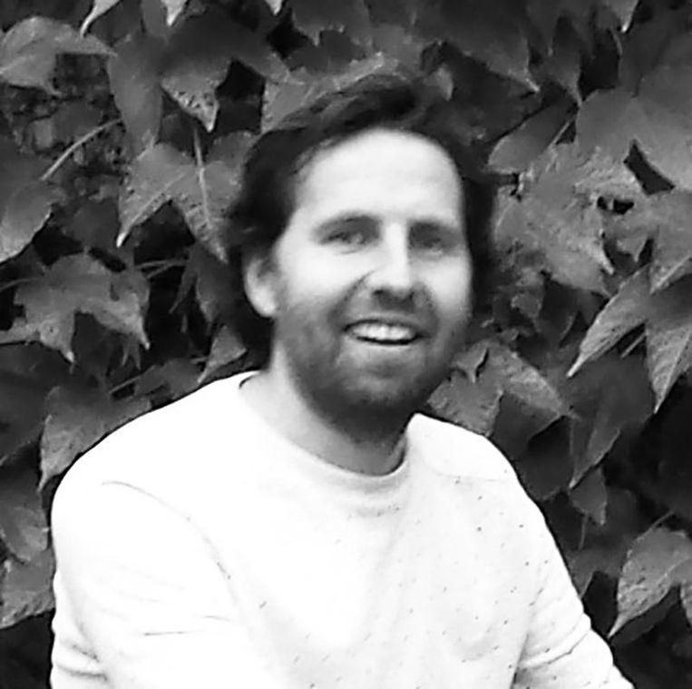 Nick Knoester, bestuurslid Jonge Veranderaars, Centrumbewoner Beeld -
