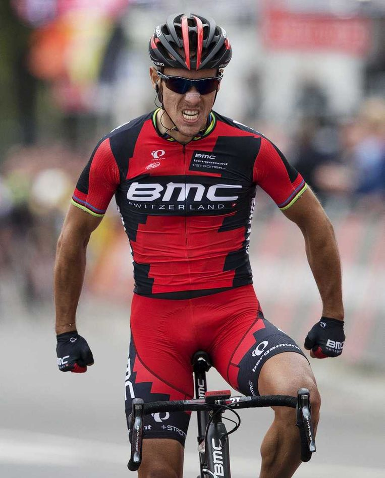 Philippe Gilbert wint de Amstel Gold Race Beeld anp