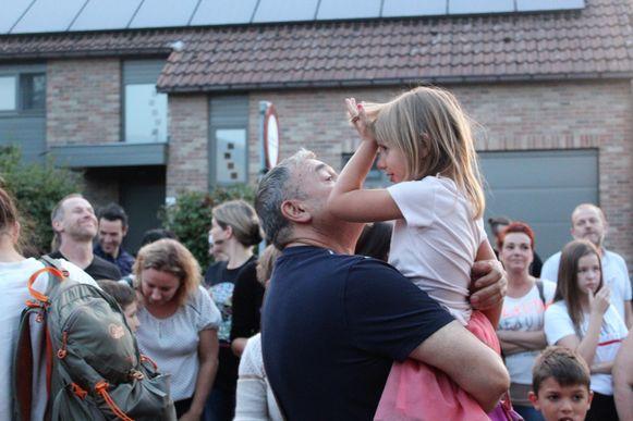De vervangbus met de kinderen kwam woensdagavond veilig aan in Borgloon
