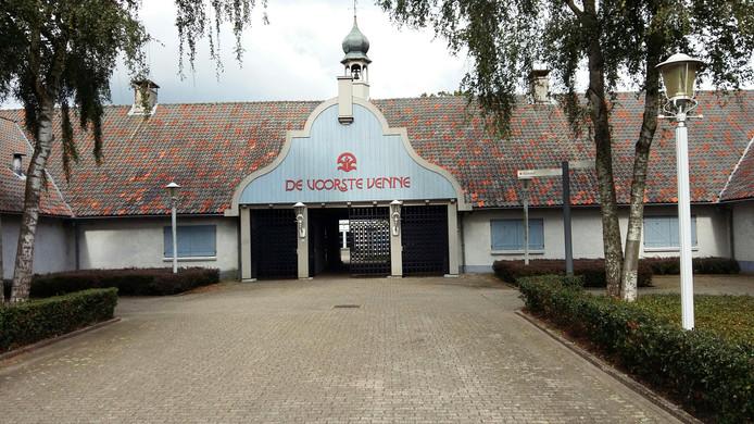 Cultureel centrum De Voorste Venne in Drunen. foto Dik de Joode/BD
