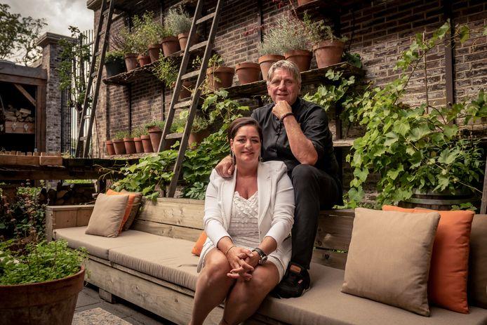 Jonnie en Therèse Boer  al meer dan 25 jaar eigenaar van driesterrenrestaurant de Librije in Zwolle.