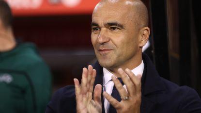Inhoudelijk én financieel eruit: Roberto Martínez verlengt contract bij Rode Duivels tot na Qatar 2022