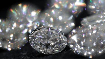 Politiezone Ninove onderschept negen kleine diamanten tijdens Goliath-actie