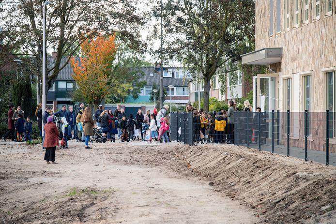 De kinderopvang in Neerbosch-Oost