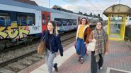 Treinverkeer onderbroken door kortsluiting aan bovenleiding