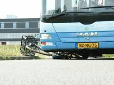 Fietser gewond bij aanrijding met lijnbus in Ede