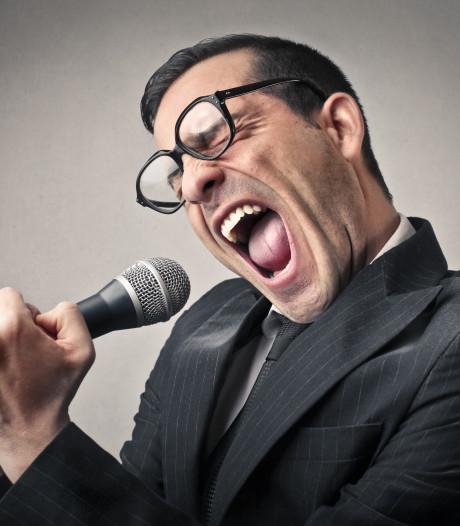 Zingen met je collega's vermindert werkstress