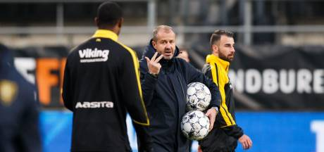'Als interim-trainer moet je wel meteen iets veranderen'