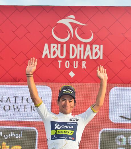 Ewan wint op circuit Abu Dhabi, Rui Costa pakt eindzege