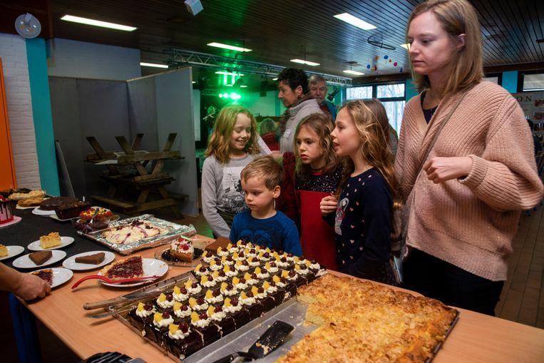 Tarte Matinee in Merelbeke : genieten van lekkers en jong en oud talent.