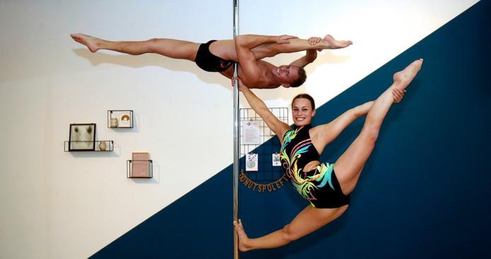 De atleten kunnen na hun inspanning even rusten, voor ze zich weer storten op trainen.
