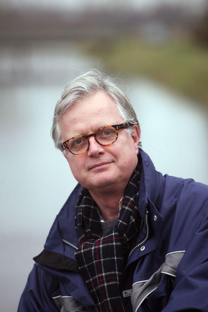 Watergraaf Peter Glas Waterschap de Dommel.