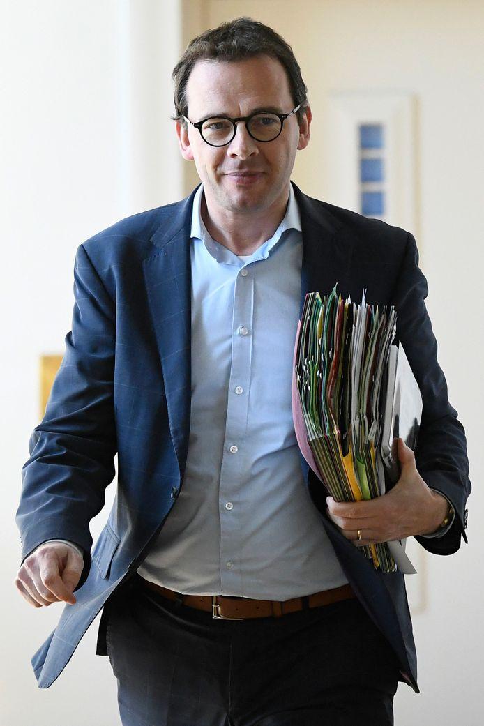Wouter Beke, ministre flamand du Bien-Être