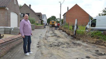 Werken in Herlinckhove gaan na drie jaar eindelijk van start