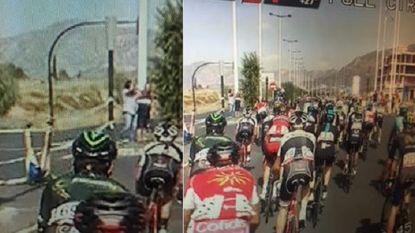 Wat een slagveld in Vuelta: ook Peter Sagan stapt eruit