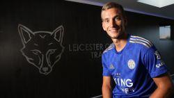 """Dennis Praet over zijn transfer: """"Leicester City is perfecte stap voor mij"""""""
