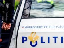 Automobilist in Soest rijdt door na ongeluk