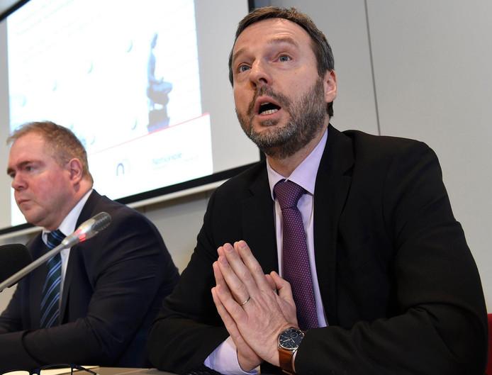 Pierre Wunsch, le gouverneur de la Banque nationale de Belgique.