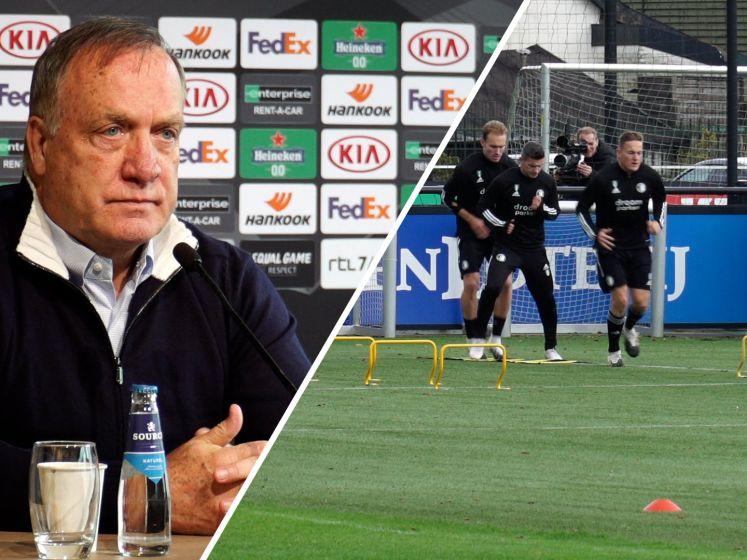 'Feyenoord oogde niet fris, benieuwd hoe dat vanavond is'