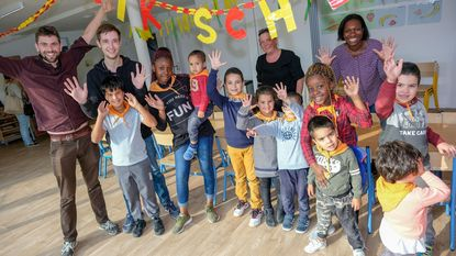 Kinderopvang Kik Scheut opent in Scheutwijk
