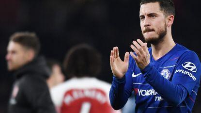 """Eden Hazard blijft toekomstvragen dribbelen: """"Je kent het antwoord toch. Dan moet je de vraag niet meer stellen"""""""