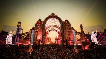 Meer dan miljoen virtuele bezoekers vieren digitaal feest op Tomorrowland