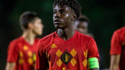 """Toptalent Lavia (16) rond met Man City, waar hij bij de U18 belandt: """"Die jongen is een heel sterk karakter"""""""
