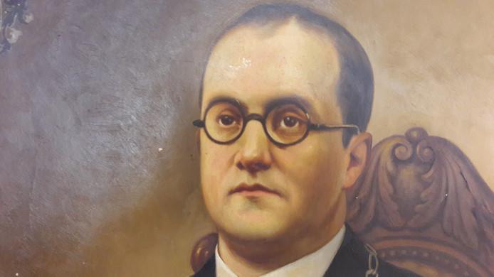Arnoud Jan Herckenrath, burgemeester van Ammerzoden van 1924 tot 1930.