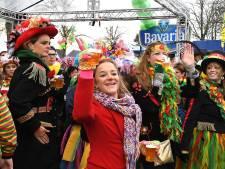 Overloon viert carnaval buiten, terwijl Maastricht juist naar binnen gaat