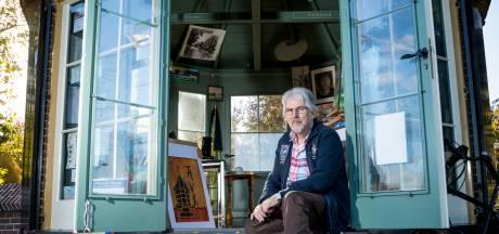 Kunstschilder René Kinket gooit deuren open van Voermankoepel in Hattem