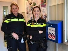 Politie Mill komt met brievenbussen voor tips