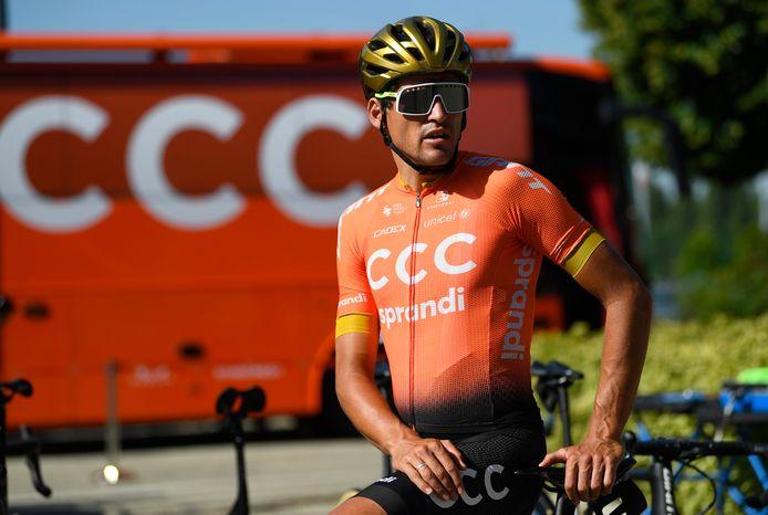 Greg Van Avermaet verlaat CCC.