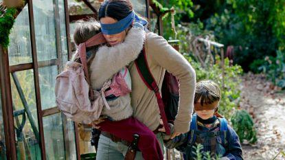 """Netflix waarschuwt voor 'Bird Box Challenge': """"Alstublieft, doe jezelf geen pijn"""""""