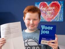 Justin (12) verrast met bijzonder gul cadeau na hartverscheurende video: 'Ik ken ze helemaal niet'