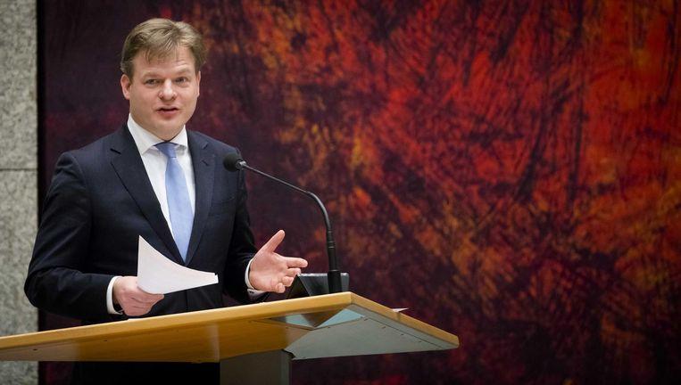 Pieter Omtzigt: 'Niet zomaar elke post aanvaarden...' Beeld anp