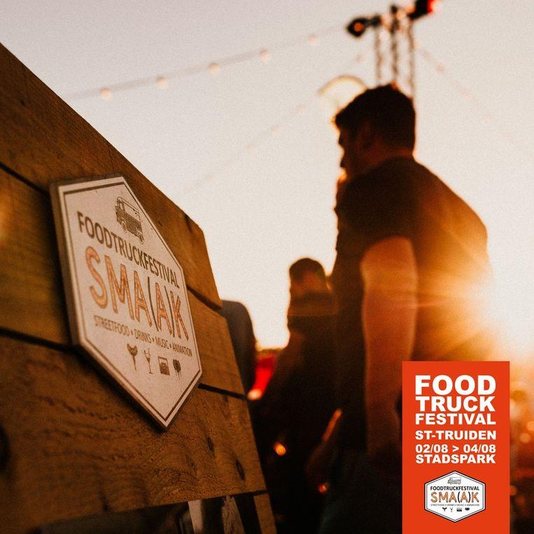 Het Foodtruckfestival.