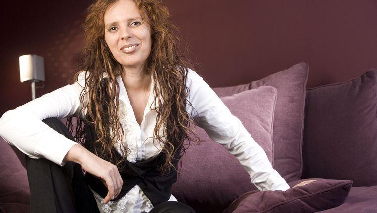 Valerie Lempereur, alias Patricia Perquin, op een foto uit 2007. Beeld ANP