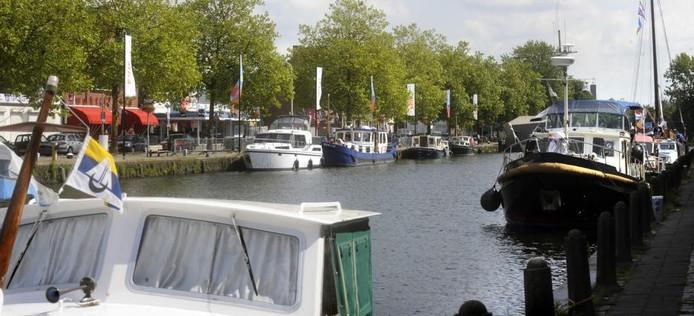 De Piushaven. foto Marie-Thérèse Kierkels/PVE