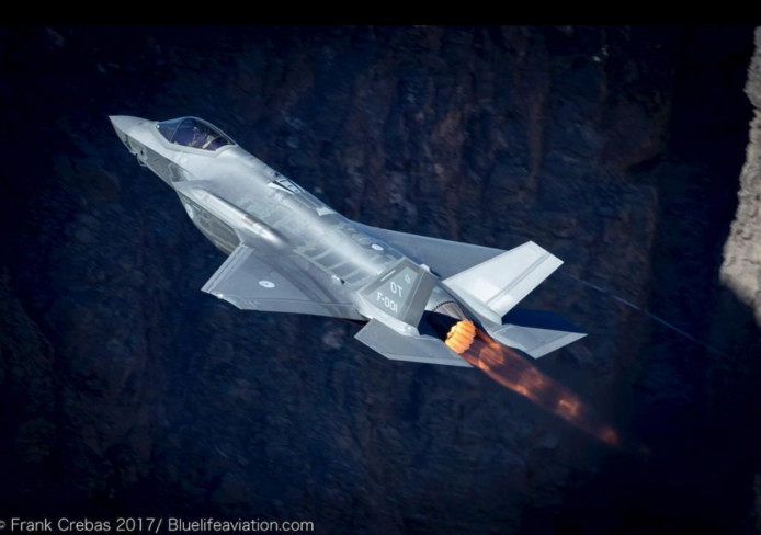 De opvolger van de F-16 is een ongekend staaltje techniek