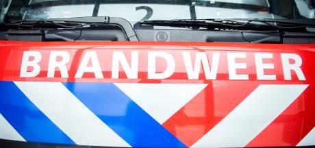 Woningen ontruimd na brand bij restaurant aan Kaasmarkt Leiden