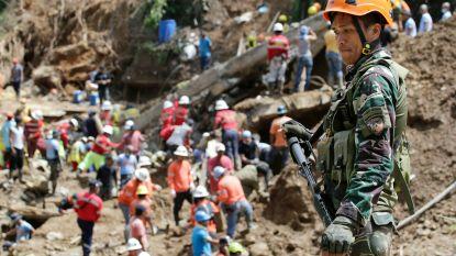 """Al zeker 74 doden door tyfoon op de Filipijnen, zoektocht naar 55 vermisten: """"Er kan nog altijd een mirakel gebeuren"""""""