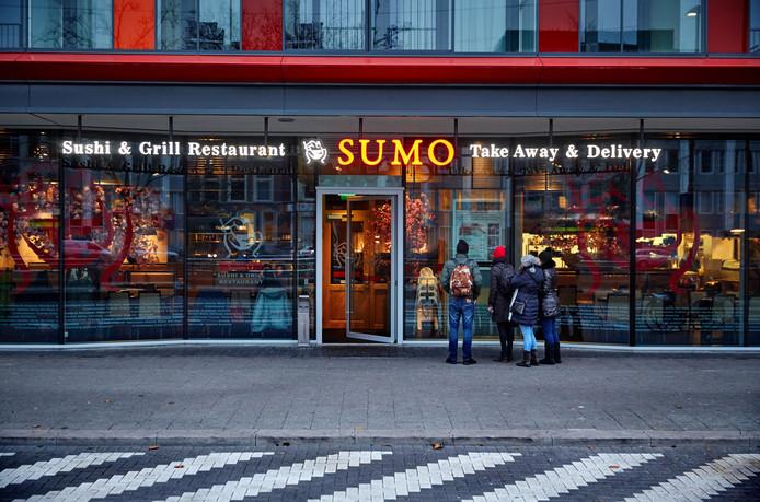 Restaurant Sumo.
