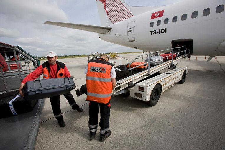 Aviapartner klaagt al langer over een personeelstekort op de luchthaven van Luik.