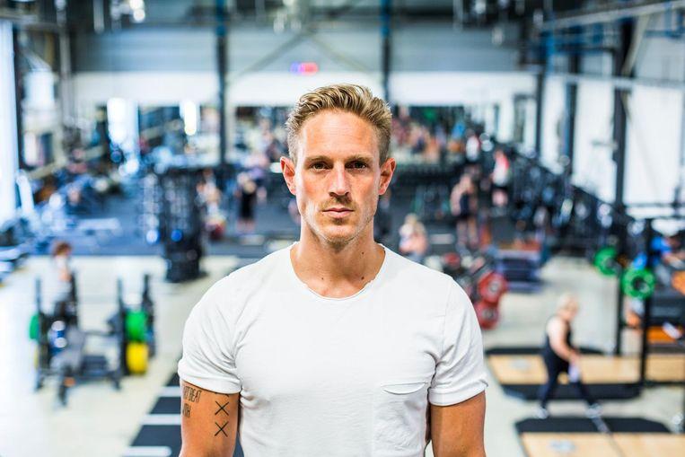 Tom Barten van Personal Body Plan biedt online coaching aan Beeld Tammy van Nerum
